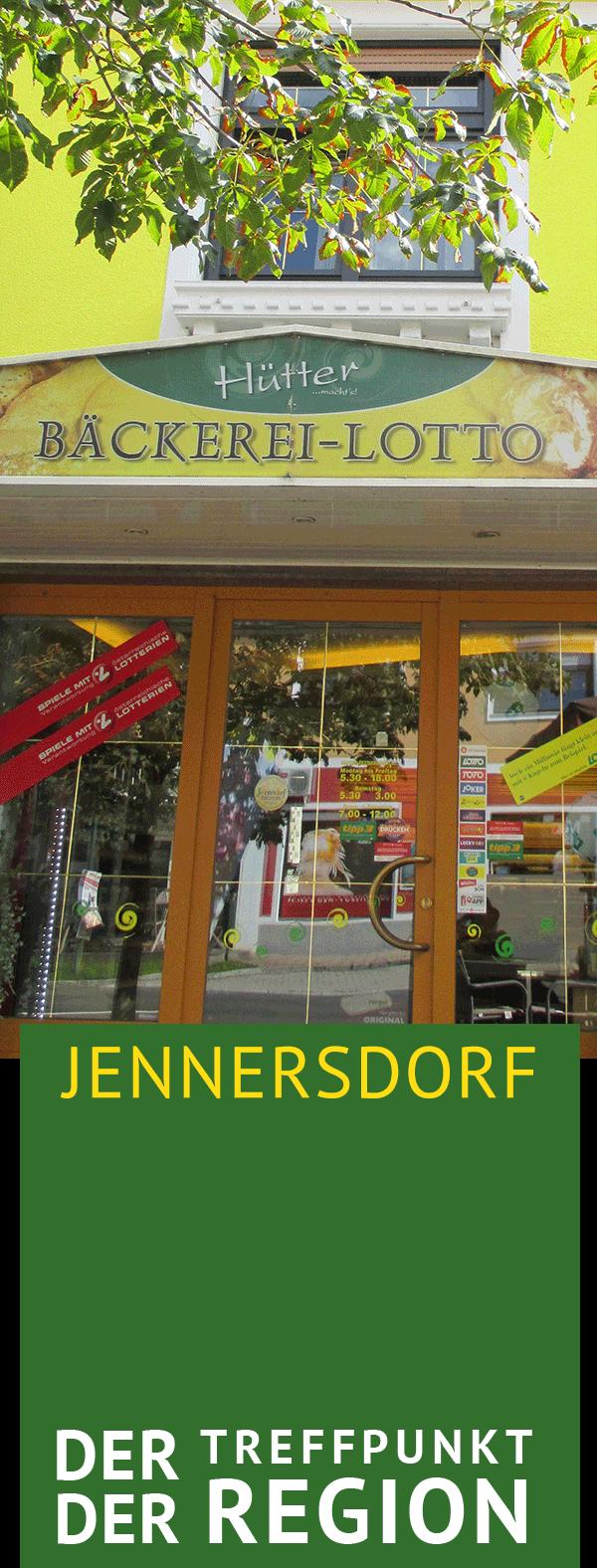 Bäckerei Hütter, Jennersdorf