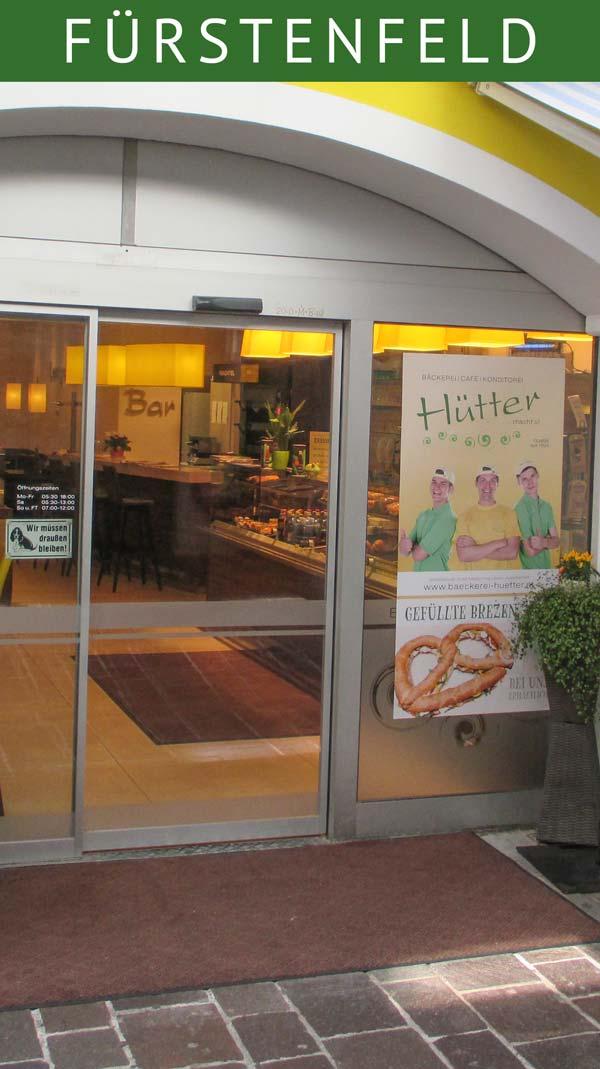 Bäckerei Hütter in Fürstenfeld
