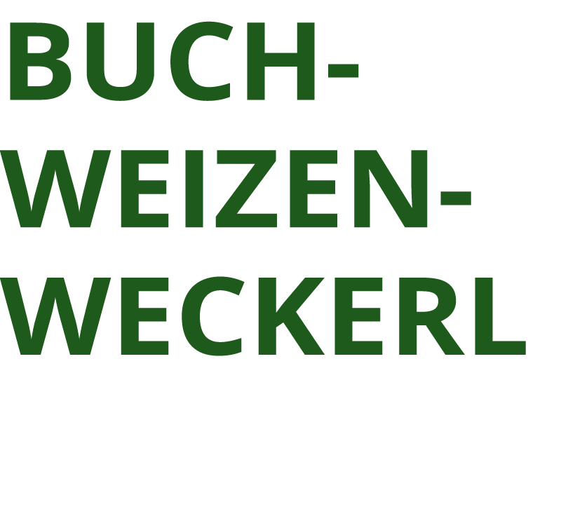 Bäckerei Hütter Buchweizenweckerl