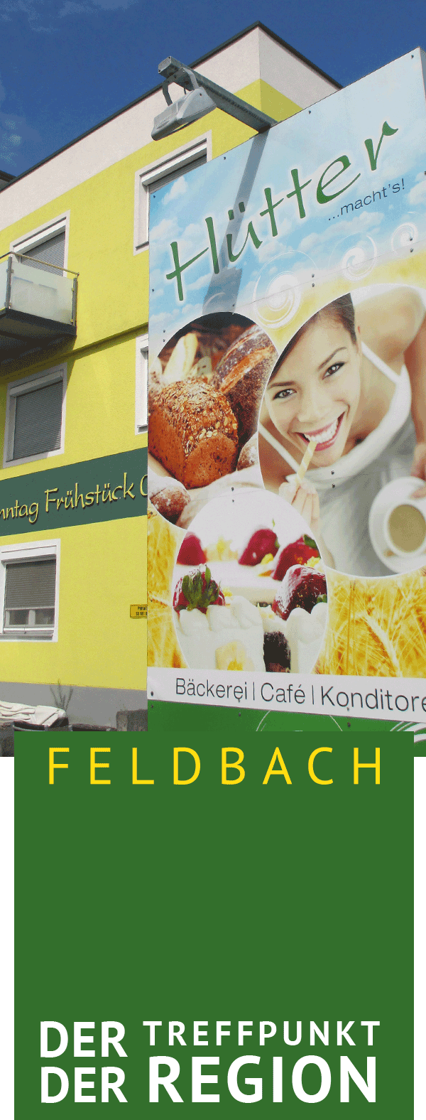 Bäckerei Hütter, Feldbach