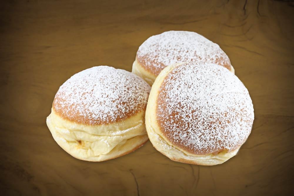Bäckerei Hütter Krapfen
