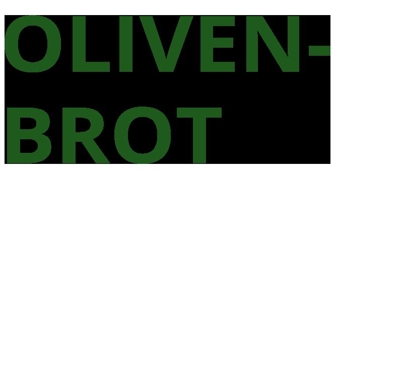 Bäckerei Hüetter Olivenbrot