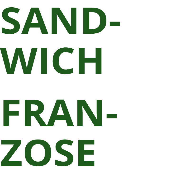 Bäckerei Hütter Sandwich-Franzose