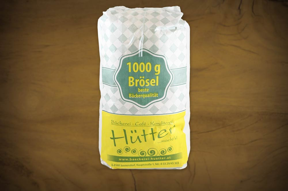 Bäckerei Hütter Semmelbrösel 1kg