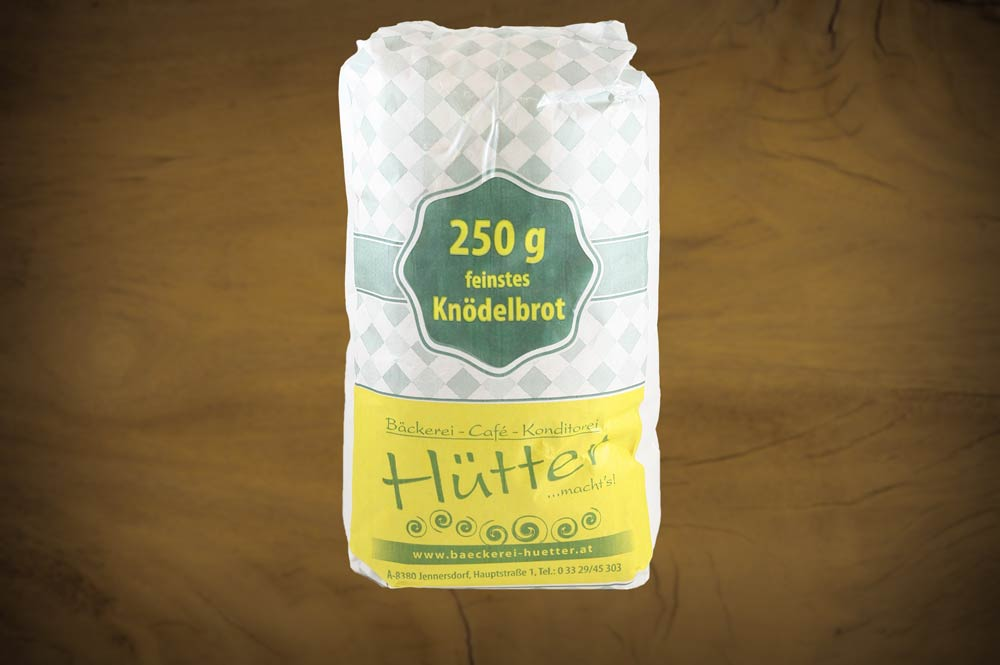Bäckerei Hütter Semmelwürfel