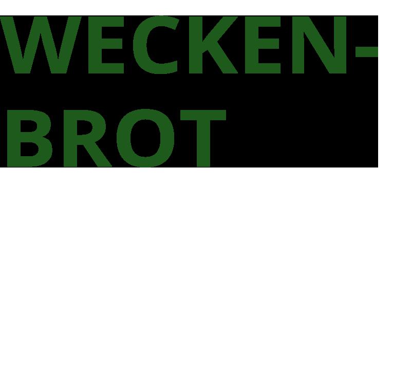 Bäckerei Hütter Weckenbrot