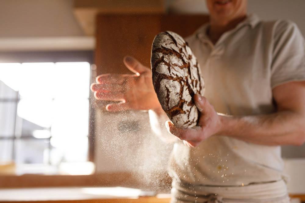 Bäckerei Hütter: Neue Backstube-