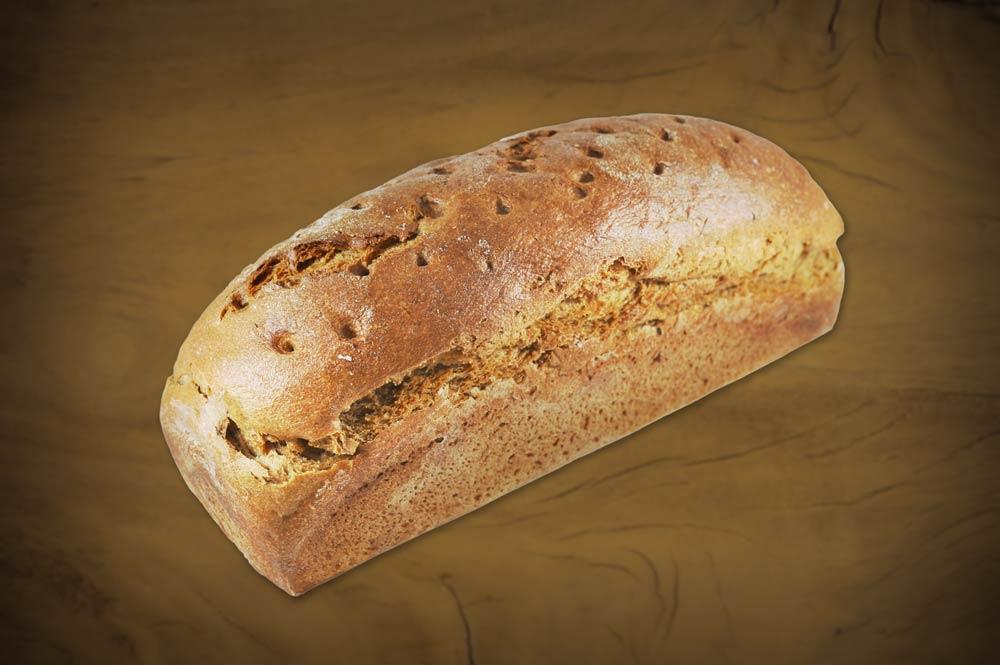 Bäckerei Hütter Roggen Kastenbrot